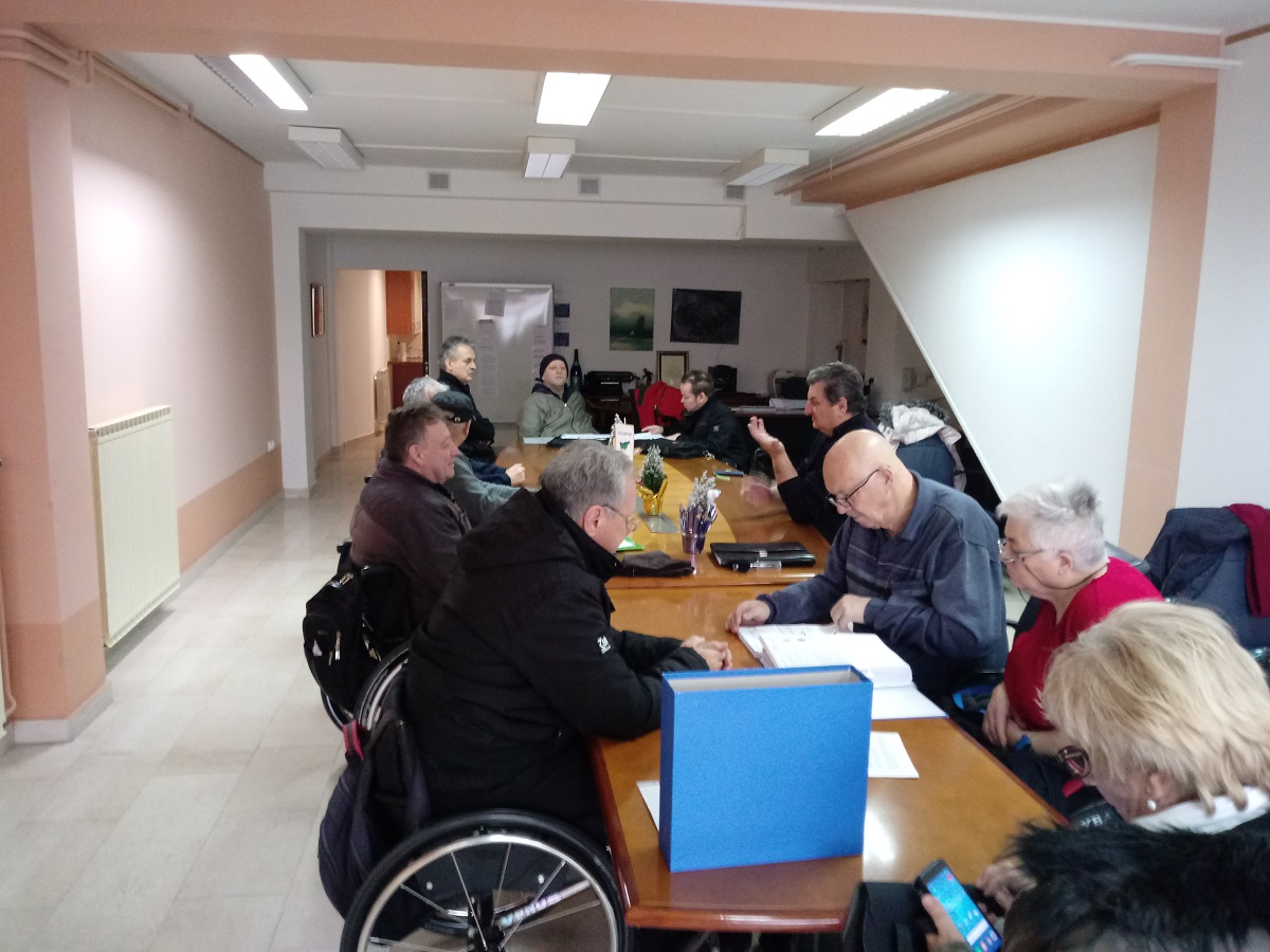 Upravni odbor Koper18